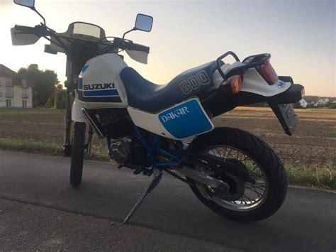 Motorrad Suzuki 600 Gebraucht by Motorrad Net Kaufen Gebrauchte Suzuki Dr 600 S Zweir 228 Der