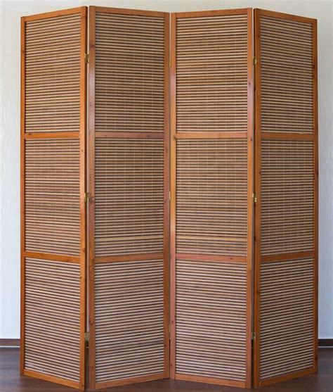 bamboo room dividers buy high quality classic bamboo room dividers screens