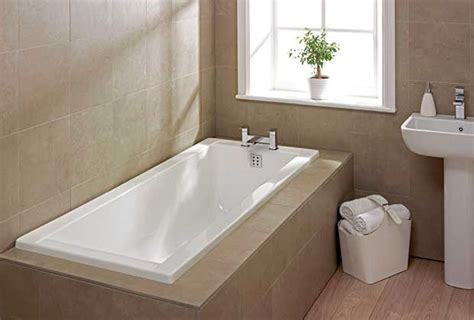 built in bathtub sanitaryware built in or freestanding homebuilding