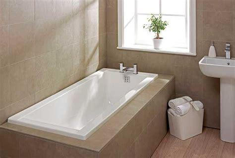 tiled baths sanitaryware built in or freestanding homebuilding