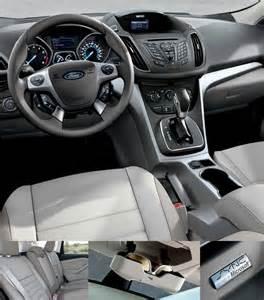 2013 Ford Escape Interior Ford 2013 Ford Escape S