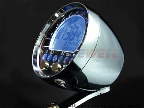 Quad Kunststoff Polieren by Acewell Ace 2853 Ap Tachometer