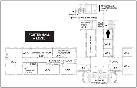 carnegie hall floor plan cee building maps civil and environmental engineering