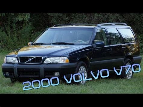 volvo  xc cross country awd estate station wagon    row seat youtube