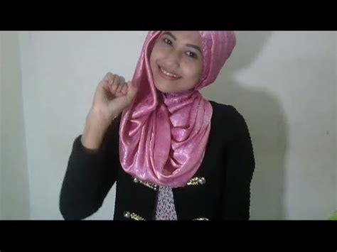 tutorial pashmina wisuda hijab tutorial pashmina cantik untuk wisuda dan pesta