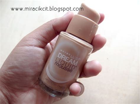 Maybelline Fresh Liquid review maybelline new york liquid mousse