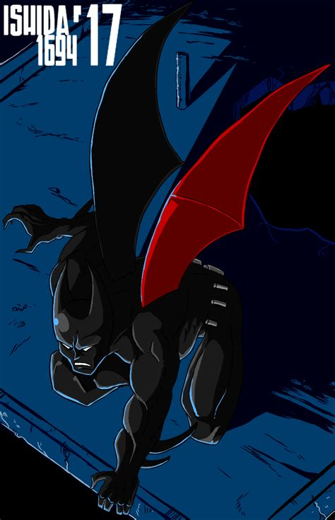 batman beyond theme song batman beyond by ishida1694 on deviantart
