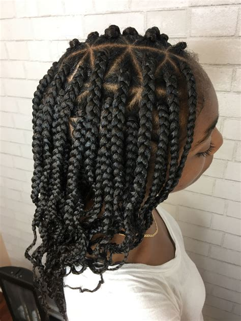 box braids with curly ends mid back length medium box braids with curly ends