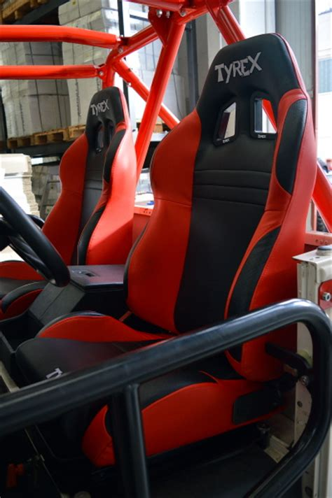 sparco heated seats seats