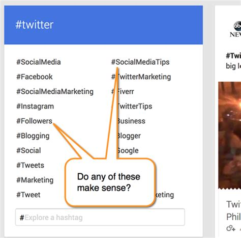 How To Search On Plus How To Use Hashtags For More Exposure Social