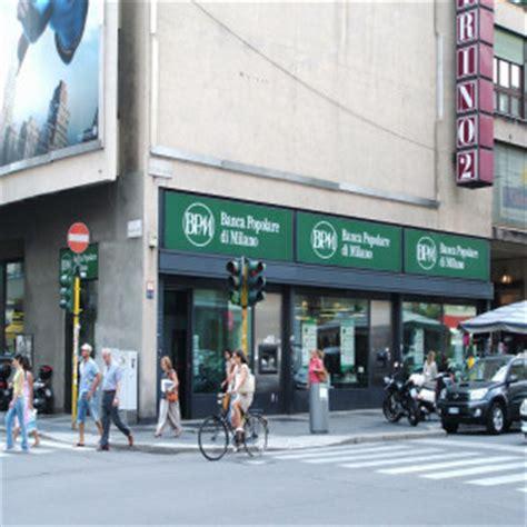 banco popolare agenzie bpm banca popolare di milanomia