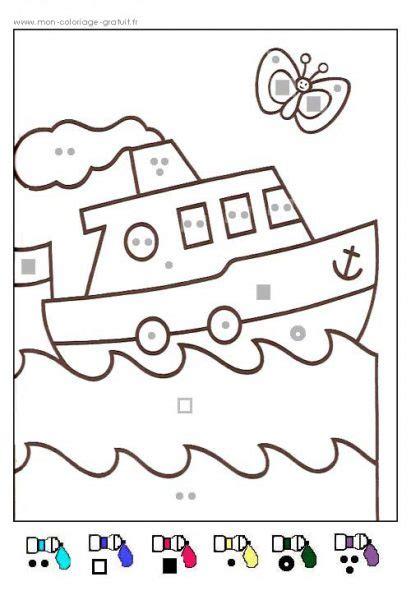dessin en ligne bateau coloriage magique bateau mon coloriage en ligne gratuit
