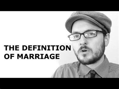 Opdycke definition of marriage