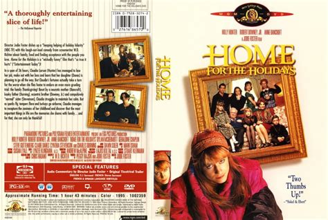 home for the holidays dvd scanned covers