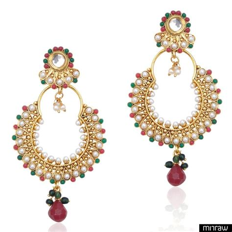 Anting Panjang India Khasmiri Earring 77 82 best jhumka earrings images on american indian jewelry indian jewelry and