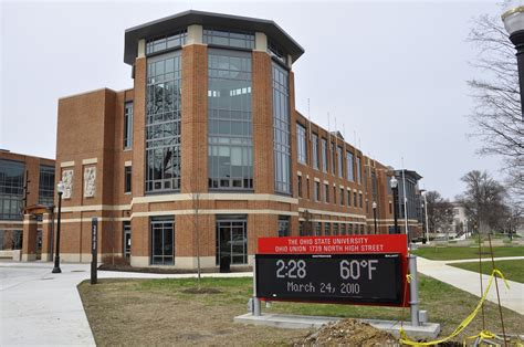 Fisher College Of Business Mba Deadlines by The Ohio Union Opens Today My Fisher Grad