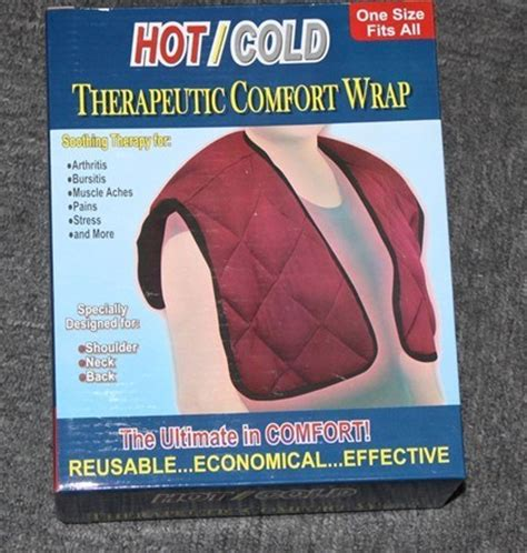 hot cold therapeutic comfort wrap china hot cold therapeutic comfort wrap blp 6144