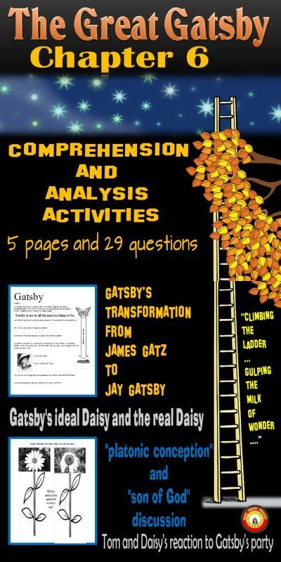 themes in great gatsby chapter 4 25 b 228 sta the great gatsby analysis id 233 erna p 229 pinterest