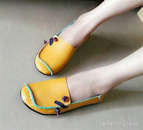 Sepatu Wanita No 39 Flat Wanita Krem Us 74 sepatu wanita terbaru flat murah sepatupatu