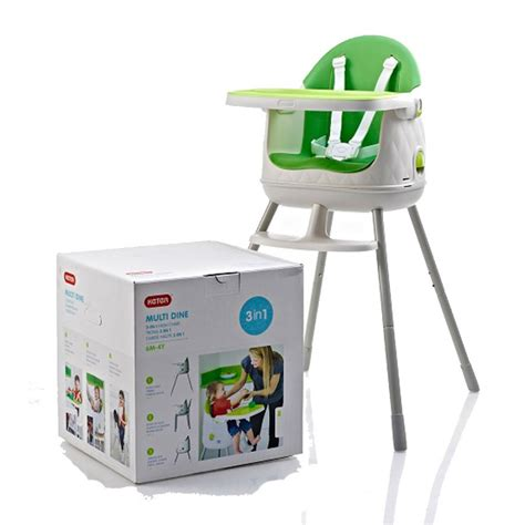 Multi Dine High Chair Keter Multi Dine High Chair Turquoise