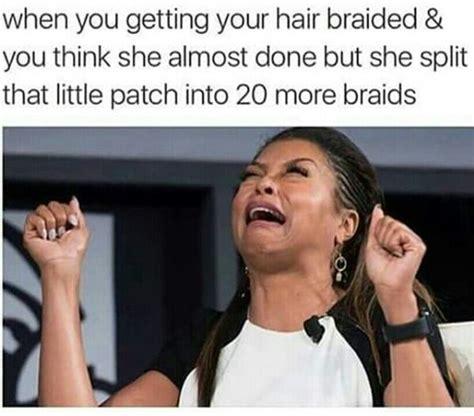 Black Hair Meme - 25 best ideas about black girl braids on pinterest