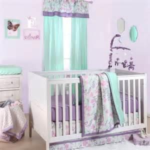 the peanut shell 4 baby crib bedding set pink