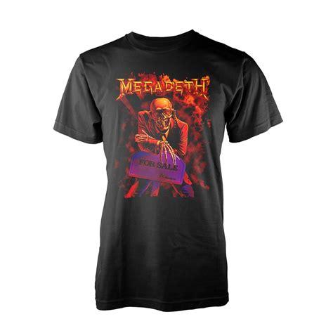 Tshirt Megadeth 5 megadeth t shirt peace sells kl 228 der cdon