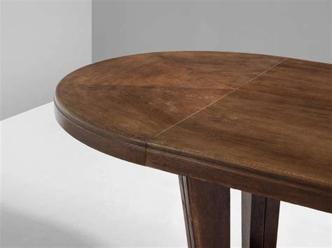 Small Oval Dining Table Small Oval Dining Table In Solid Oak At 1stdibs