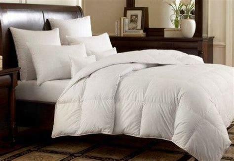 blowout bedding multiple sizes white goose down alternative comforter