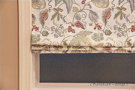how to fix torn window shades no sew shade from a mini blind diy home decor