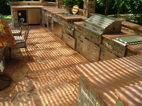 Patio Kitchen Design Backyard Design Outdoor Kitchen Ideas Interior Design Inspiration