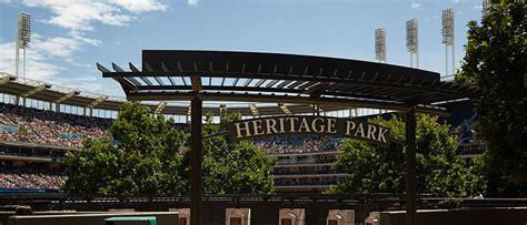 heritage park of fame heritage park cleveland indians
