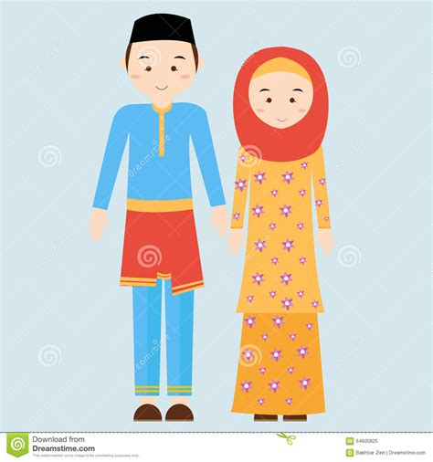 Wedding Animation Malaysia by Royalty Free Stock Photo Wearing Brunei
