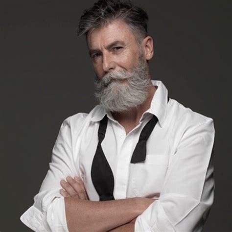rugged clean cut 60 year old man ele realizou o sonho de ser modelo aos 60 anos moda sem