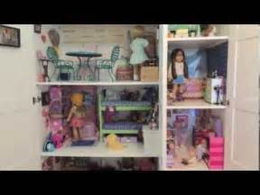 american doll house tour