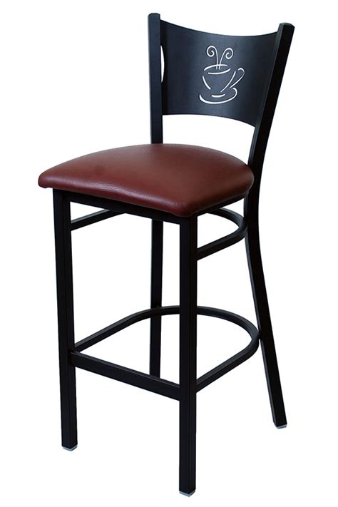 Coffee Cup Bar Stools by Coffee Cup Metal Bar Stool Restaurant Furniture Canada