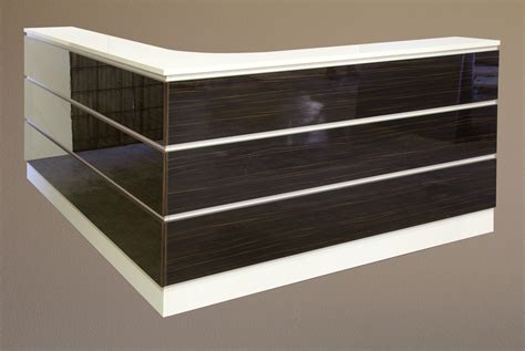 A Wrap Corner Reception Desk Custom Made Office Furniture Corner Reception Desk