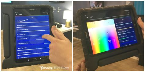 best hue light apps introducing best buy tech home at mall of america sweepstakes