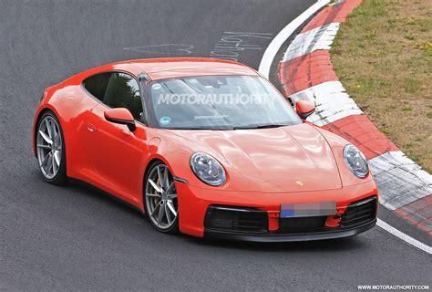 2019 New Porsche 911 by 2019 Porsche 911 And
