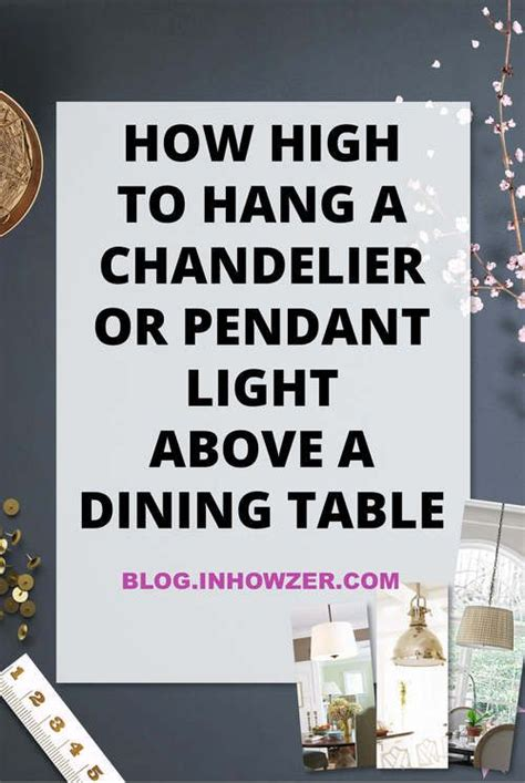 how high to hang a chandelier are you unsure how high to hang your new chandelier or