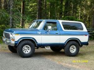 78 79 ford bronco for sale submited images.