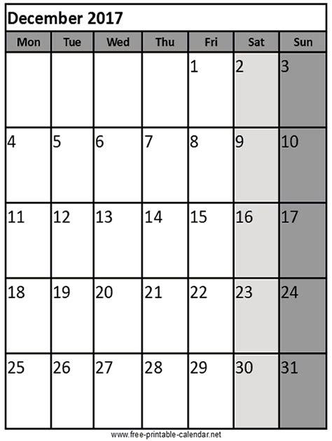 printable december 2017 calendar pinterest december 2017 calendar monthly printable 2018 calendar