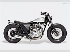 Three ways to customize the Kawasaki W800, Italian style ... Kawasaki W800