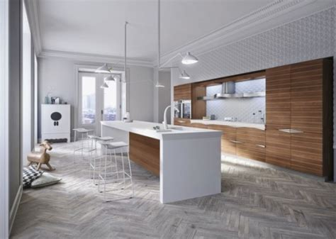 linear kitchen modern time kitchen that incorporates linear aesthetic