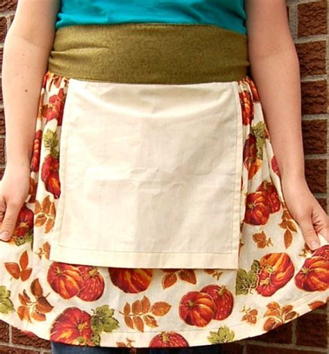 pattern harvest apron harvest easy apron pattern allfreesewing com