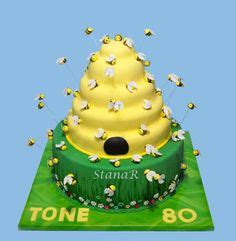 cake decorating beehive on beehive bees and