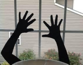 scary halloween window decorations 20 booo tiful halloween silhouettes