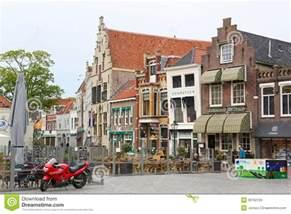 European House Plans zierikzee editorial stock photo image 39792193
