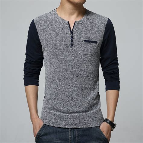 T Shirt Casual Arsenal aliexpress buy 5xl t shirt henley neck cotton tshirt shirt homme casual button