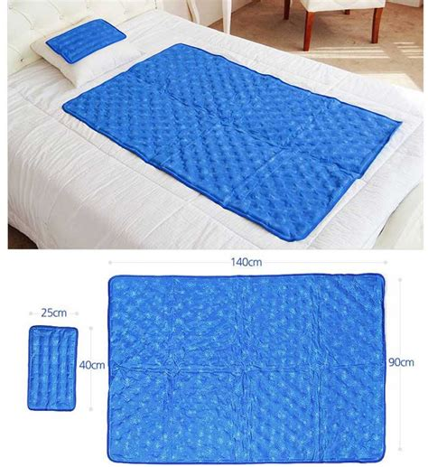 Cool Mattress Pad by Hanil Cool Gel Mattress Bed Pad Cooling Topper Snowflake 1